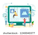 website construction  web...
