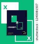 poster template design... | Shutterstock .eps vector #1240081507