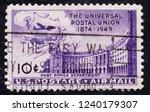 Usa Postage Stamp  Circa 1949 ...