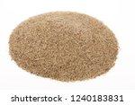milk thistle ground  isolated... | Shutterstock . vector #1240183831