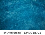 colorful stains on wet paper | Shutterstock . vector #1240218721