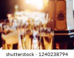 blur background of delicious... | Shutterstock . vector #1240238794
