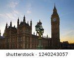 london uk   30 november  2016 ...   Shutterstock . vector #1240243057