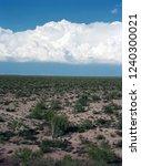 the sonora desert in central... | Shutterstock . vector #1240300021
