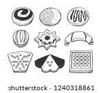 vector illustration of hand...   Shutterstock .eps vector #1240318861
