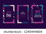 vector vertical background... | Shutterstock .eps vector #1240444804