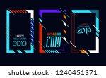 modern trend in the graph.... | Shutterstock .eps vector #1240451371