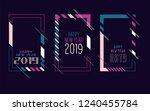 vector vertical background... | Shutterstock .eps vector #1240455784