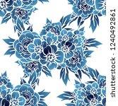 abstract elegance seamless... | Shutterstock . vector #1240492861