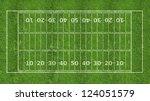 american football field   Shutterstock . vector #124051579