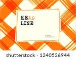 business design templates.... | Shutterstock .eps vector #1240526944