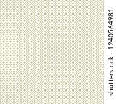seamless pattern. modern... | Shutterstock .eps vector #1240564981