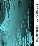 abstract vector cosmic... | Shutterstock .eps vector #1240587271