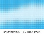 halftone dotted pattern as a...   Shutterstock .eps vector #1240641934