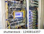 diagnostics of...   Shutterstock . vector #1240816357