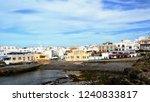 el cotillo  fuerteventura ...   Shutterstock . vector #1240833817