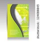 brochure design | Shutterstock .eps vector #124088845