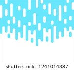 abstract yellow mustard rounded ... | Shutterstock .eps vector #1241014387