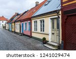 old architecture in the swedish ... | Shutterstock . vector #1241029474