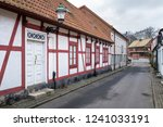 old architecture in the swedish ... | Shutterstock . vector #1241033191
