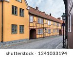 old architecture in the swedish ... | Shutterstock . vector #1241033194