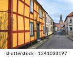old architecture in the swedish ... | Shutterstock . vector #1241033197