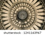 a sandstone carvings depicting... | Shutterstock . vector #1241163967