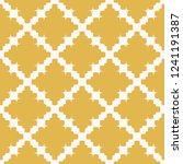 vector geometric seamless...   Shutterstock .eps vector #1241191387