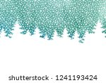 christmas and happy new year... | Shutterstock . vector #1241193424