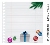 vector illustration of grey...   Shutterstock .eps vector #1241274187