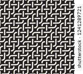 vector seamless geometric... | Shutterstock .eps vector #1241289721