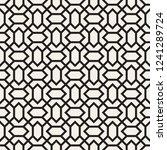 vector seamless geometric... | Shutterstock .eps vector #1241289724