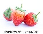 strawberries | Shutterstock . vector #124137001