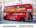 london  uk   may 08 2018   old... | Shutterstock . vector #1241376994