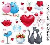 St. Valentine's Day set