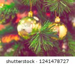 composition of the christmas... | Shutterstock . vector #1241478727