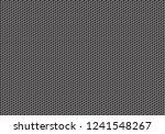 gray hexagon wire mesh... | Shutterstock .eps vector #1241548267