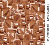 seamless pattern. copper theme. ...   Shutterstock .eps vector #1241603857