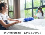 professional cleaning service...   Shutterstock . vector #1241664937