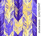 abstract seamless pattern of...   Shutterstock .eps vector #1241735947