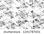 grunge overlay layer. abstract... | Shutterstock .eps vector #1241787031