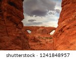 moab utah usa  july18 2013  the ... | Shutterstock . vector #1241848957