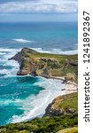 cape of good hope  view from... | Shutterstock . vector #1241892367