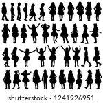 vector  on white background ... | Shutterstock .eps vector #1241926951