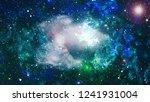 deep space. high definition... | Shutterstock . vector #1241931004