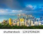 hong kong   november 5  2018 ... | Shutterstock . vector #1241934634