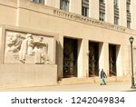 philadelphia  usa   may 29 ... | Shutterstock . vector #1242049834
