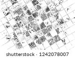 abstract background. monochrome ... | Shutterstock . vector #1242078007