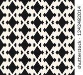 raster geometric seamless...   Shutterstock . vector #1242482014