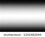 dots background. fade... | Shutterstock .eps vector #1242482044